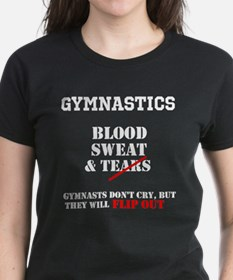 Gymnasts Don't Cry Tee
