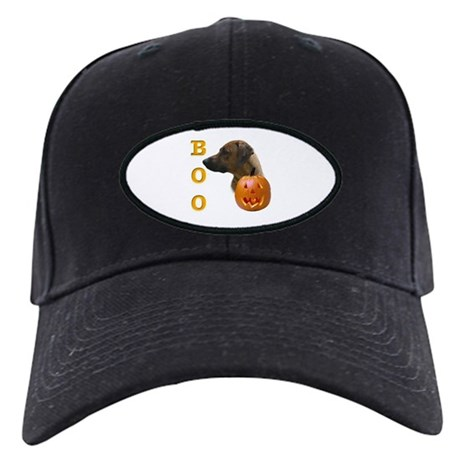 Ridgeback Boo Black Cap