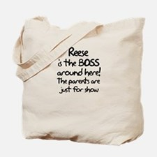 Reese is the Boss Tote Bag