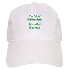 Funny Holiday Spirit Baseball Baseball Cap