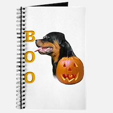 Rottweiler Boo Journal