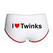 Twinks Women's Boy Brief