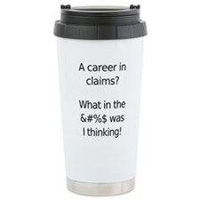 Funny Careers Travel Mug
