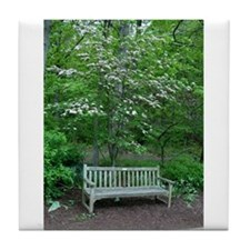 JMU Arboretum VA Tile Coaster