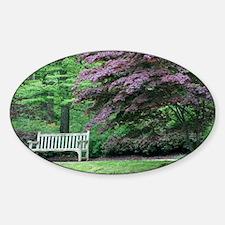 JMU Arboretum VA Decal