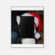 Christmas Husky Picture Frame