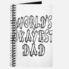 World's Okayest Dad Builder Journal