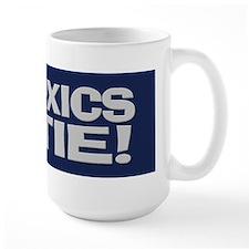 Dyslexics Untie! Mugs