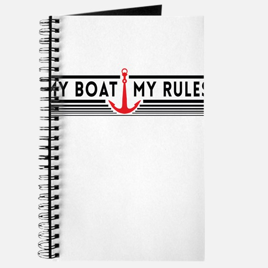 My boat my rules Journal