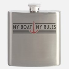 My boat my rules Flask