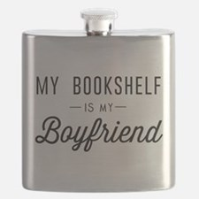 My book shelf is my boyfriend Flask