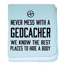 Never mess with a geocacher we know the best place