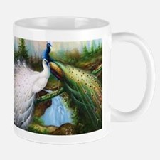 peacocks Mugs