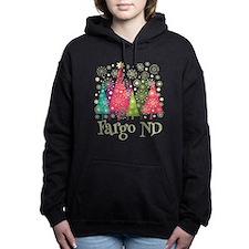 Fargo North Dakota Women's Hooded Sweatshirt