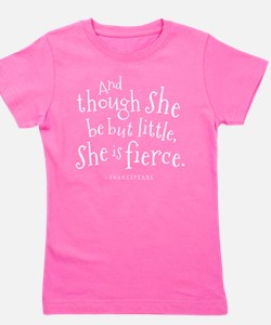 Unique Shakespeare Girl's Tee