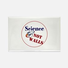 Science Not Walls, Magnets