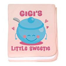 Gigis Little Sweetie baby blanket