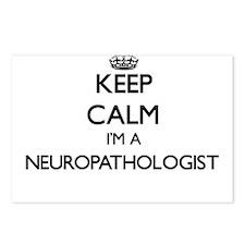 Keep calm I'm a Neuropath Postcards (Package of 8)