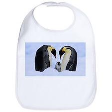 emperor penguins Bib