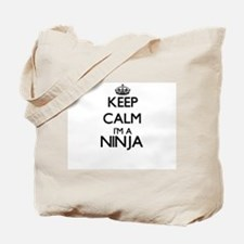 Keep calm I'm a Ninja Tote Bag