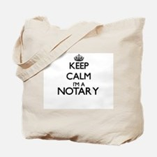 Keep calm I'm a Notary Tote Bag
