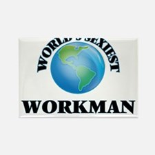 World's Sexiest Workman Magnets