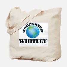 World's Sexiest Whitley Tote Bag