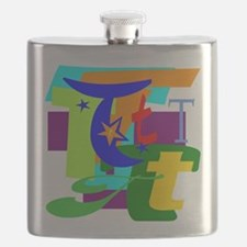 Initial Design (T) Flask