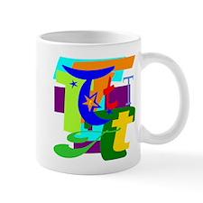 Initial Design (T) Mugs