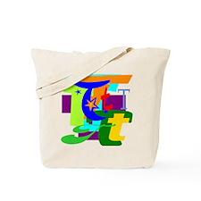 Initial Design (T) Tote Bag