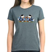 Grid Iron Penguins (3) Tee