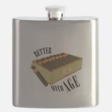 Better With Age Flask
