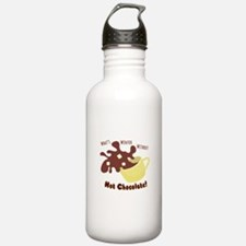 HOT CHOCOLATE Water Bottle