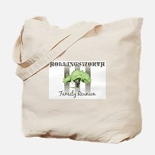 HOLLINGSWORTH family reunion  Tote Bag