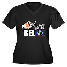Belize Plus Size T-Shirt