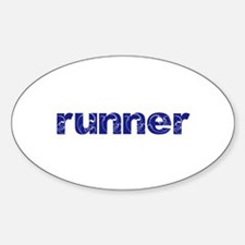 runner sticker Decal