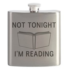 Not tonight I'm reading Flask