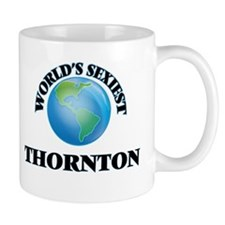 World's Sexiest Thornton Mugs