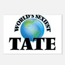 World's Sexiest Tate Postcards (Package of 8)