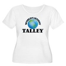 World's Sexiest Talley Plus Size T-Shirt