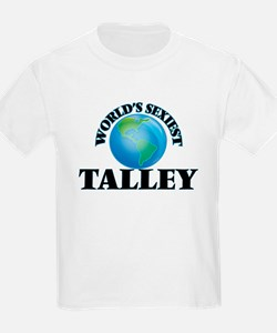World's Sexiest Talley T-Shirt