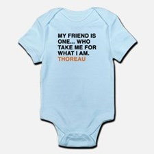 My friend is one... who take me for what Body Suit