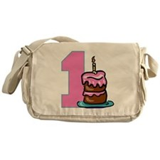 cake01-pink.png Messenger Bag
