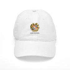 Armenian Coat of Arms Baseball Cap
