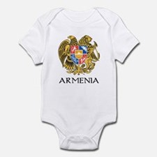 Armenian Coat of Arms Infant Bodysuit