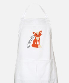 Hey There Foxy Apron