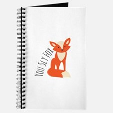 Sly Fox Journal