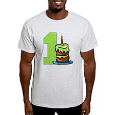 cake01-green T-Shirt