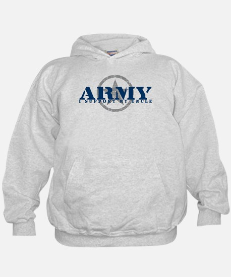 Army - I Support My Uncle Hoodie