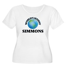 World's Sexiest Simmons Plus Size T-Shirt